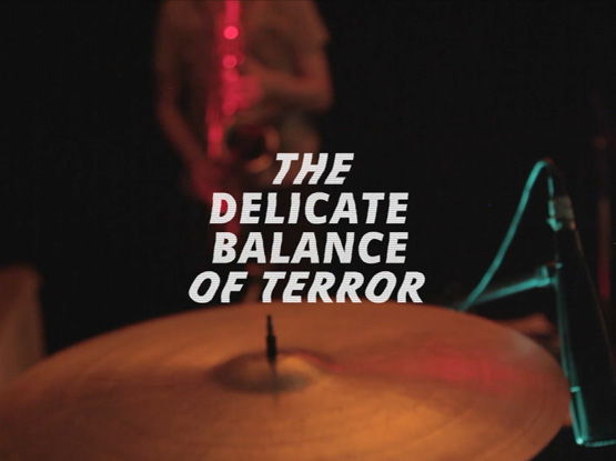 The Delicate Balance of Terror - Live at Total Refreshment Centre